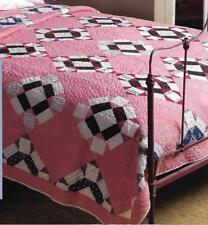 Broken Wheel Quilt quilting pattern instructions