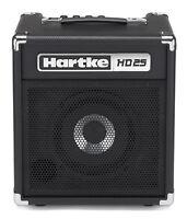 Hartke HD25 Bass Combo Amp, 25W NEW