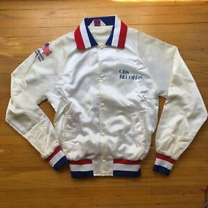 BRUCE SPRINGSTEEN Born In The USA World Tour 1984 PROMO Concert Tour JACKET sml