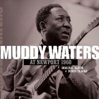MUDDY WATERS - AT NEWPORT 1960+2   CD NEW