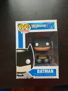 Funko POP! Vinyl: Batman DC Collections #01 1st Wave (Box Damaged)