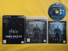 ps3 DARK SOULS II 2 Scholar Of The First Sin Playstation PAL ENGLISH UK Version