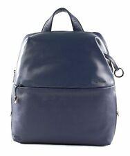 MANDARINA DUCK Athena Backpack Neu Tasche Rucksack Blau Dress Blue