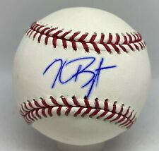 Kris Bryant Single Signed Baseball Autographed Beckett BAS COA Chicago Cubs