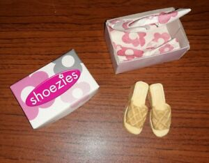 Hasbro Shoezies NIB Sandals
