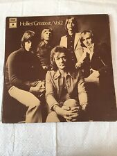 the hollies vinyl Lp Job Lot