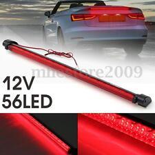 Red 56LED 12V Car High Mount Third 3RD Brake Stop Tail Light Lamp Universal Car