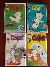 Harvey Comics Casper The Friendly Ghost #3 89 190 192 Vintage 4 Comic Book Lot