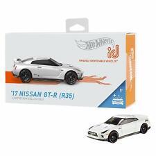Hot Wheels id - 2019 Factory Fresh 01/06 '17 Nissan GT-R (R35) (BBFXB13)