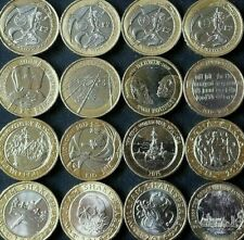 More details for rare two £2 pound coin uk coins olympics commonwealth ni navy bible mary rose