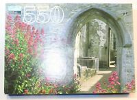 Guild Puzzle / 550 Puzzle Church Door in Country Kerry, Ireland   NEW Sealed