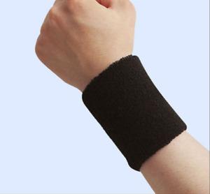 1X Sports Elastic Bandage Basketball Tennis Protect Wrist Straps Wristbands
