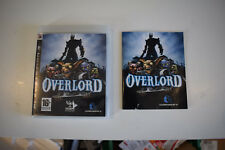 overlord 2 II ps3 ps 3 playstation  3
