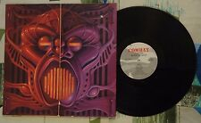Possessed LP Beyond The Gates 1986 Metal Combat Fold Out Cover w Inner VG+