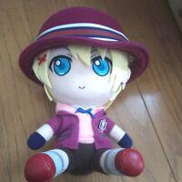 Gift Uta no Prince-sama Kurusu Syo Plush Doll Utapuri Maji LOVE Revolutions Used