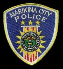 Marikina City Philippine Philippines National Police Patch RP-2