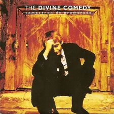 Cd the divine comedy-promenade companion 5 tracks rare