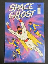 SPACE GHOST #1 Comico (1987) Format