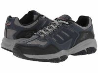 Skechers Cross Court TR Mens Shoes Navy Black Sneakers size US 8-13 Medium (D,M)