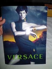 Versace   Catalogo /Catalogue  2011   Woman / Man   Saskia de Brauw