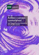 UNED Anillos y Cuerpos Conmutativos, Varios Autores, eBook, 2013