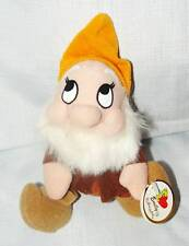 NEW~SNOW WHITES~ 7 DWARFS COIN BAG KEYCHAIN  PLUSH FAVORS/PARTY SUPPLIES