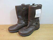 Warmbat Australia Boots Wooly Jackaroo Factory Harson Dk Brn Size M'S 8#
