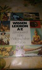 Wissen Lexikon A - Z sehr gut erhalten und ideal für Schüler da reich bebildert!