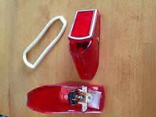 Cabochon de feu rouge + support + ampoule joint motobecane mobylette AV 88 89 98