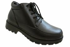 Unbranded Men's Lace Up Chelsea, Ankle Synthetic Leather Boots