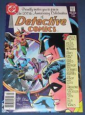 Detective Comics #500 March 1981 Batman