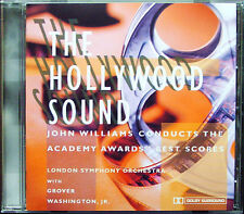 John WILLIAMS: THE HOLLYWOOD SOUND Oscar Best Scores CD Star Wars Out of Africa