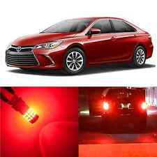 Alla Lighting Brake Tail Light 7443 Red LED Bulb for Toyota Matrix 09~17 Corolla