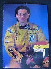 Card Ellen Lohr (GER) Mercedes Euro FIA Truck Cup 1998 (MBC) type 2