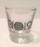 Shot Glass Biosphere2