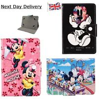 "Case For 2019 Samsung Galaxy Tab A 10.1"" inch SM-T510 T515 Kids Mickey Minnie"