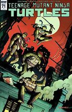 TMNT ONGOING #71 1:10 INCENTIVE VARIANT COVER