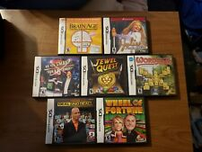 Individual Nintendo DS Games
