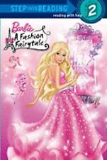 Barbie: A Fashion Fairytale (Step into Reading) by Man-Kong, Mary