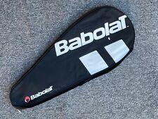 Babolat Black & White Tennis Racket Cover