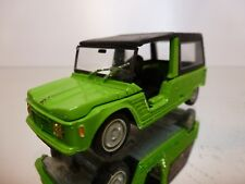 NOREV 137 CITROEN MEHARI - GREEN 1:43 - GOOD CONDITION - 2/3