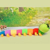 Fashion Popular New Colorful Inchworm Soft Lovely Developmental Child Baby Toy