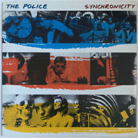 THE POLICE SYNCHRONICITY LP A&M 1983 RARE CANADIAN PRESSING PRO CLEANED
