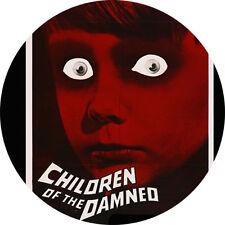 IMAN/MAGNET CHILDREN OF THE DAMNED . village anton m leader terror sic fiction
