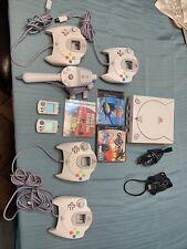sega dreamcast console bundle