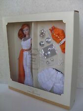 barbie hollywood hostess silkstone fashion model collection gold 2007 NRFB K7900