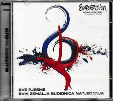 Eurovision Song Contest, 2008 Belgrad /  2-CD / NEU+UNGESPIELT-MINT!