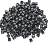 Free Ship 100/500Pcs Mixed Alphabet Letter Acrylic Flat Cube Spacer Beads 6mm
