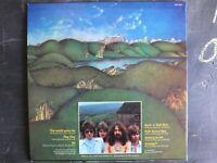 BARCLAY JAMES HARVEST OCTOBERON VINYL LP ALBUM MCA RECORD 1980 MSM-35037 ROCK