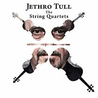 JETHRO TULL The String Quartets 2017 etched 180g vinyl 2-LP album NEW/SEALED